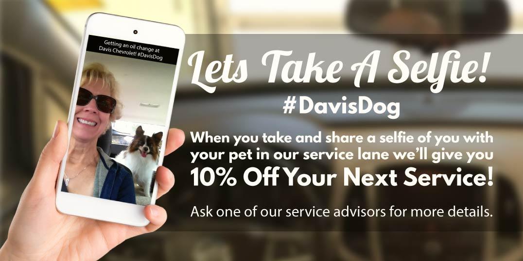 Davis Airdrie Pet Selfie_Web Site