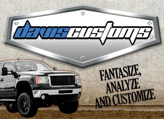 Davis Customs - Banner