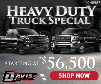 Heavy Duty Truck Special - Display Ad-10