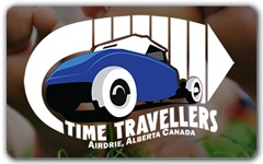 Time Travellers Car Club Airdrie