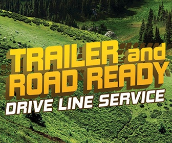 Get Trailor & Road Ready