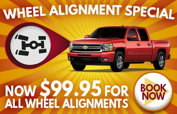 Wheel Alignment Airdrie