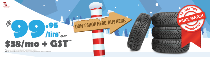 Winter Tires In Airdrie Winter Tire Deals In Calgary Area