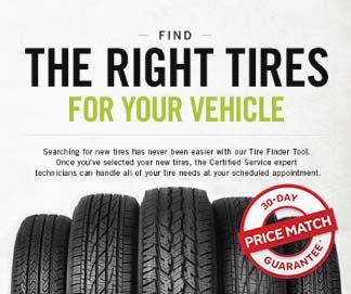 Tire Sales in Calgary Area