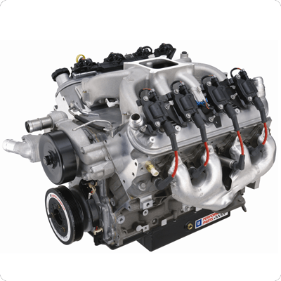 LS Series Performance Engines | LS327, LSX454 | Davis Airdrie