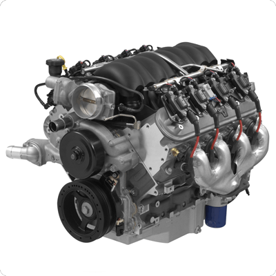 LS Series Performance Engines | LS327, LSX454 | Davis Airdrie
