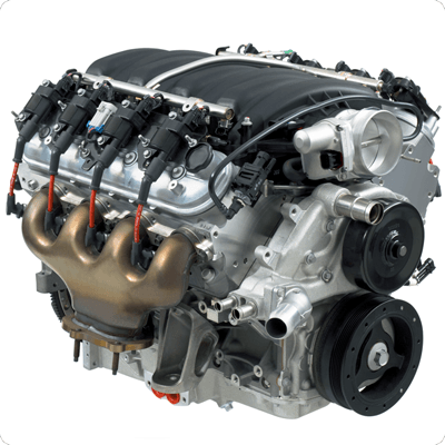 LS7 7.0L Performance Engine for sale