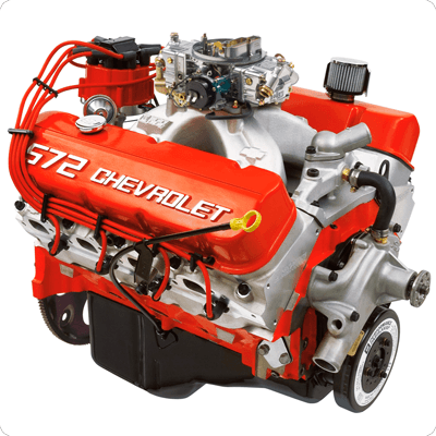 Big Block Engines | ZZ427, ZZ502, ZZ572 | Davis Airdrie