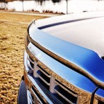 Custom Chrome Hood Silverado