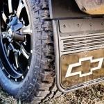 Custom Chevrolet Mud Flaps