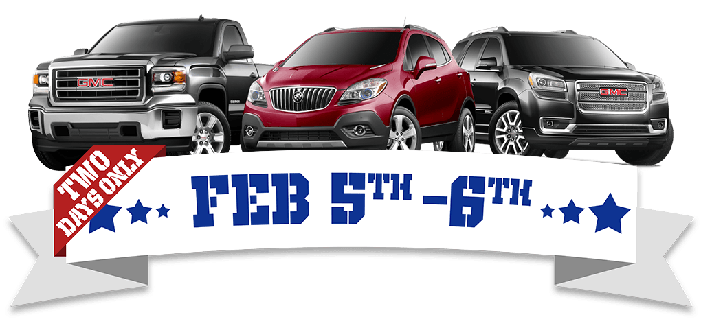 U.S. Vehicle Trade Event February 5th and 6th
