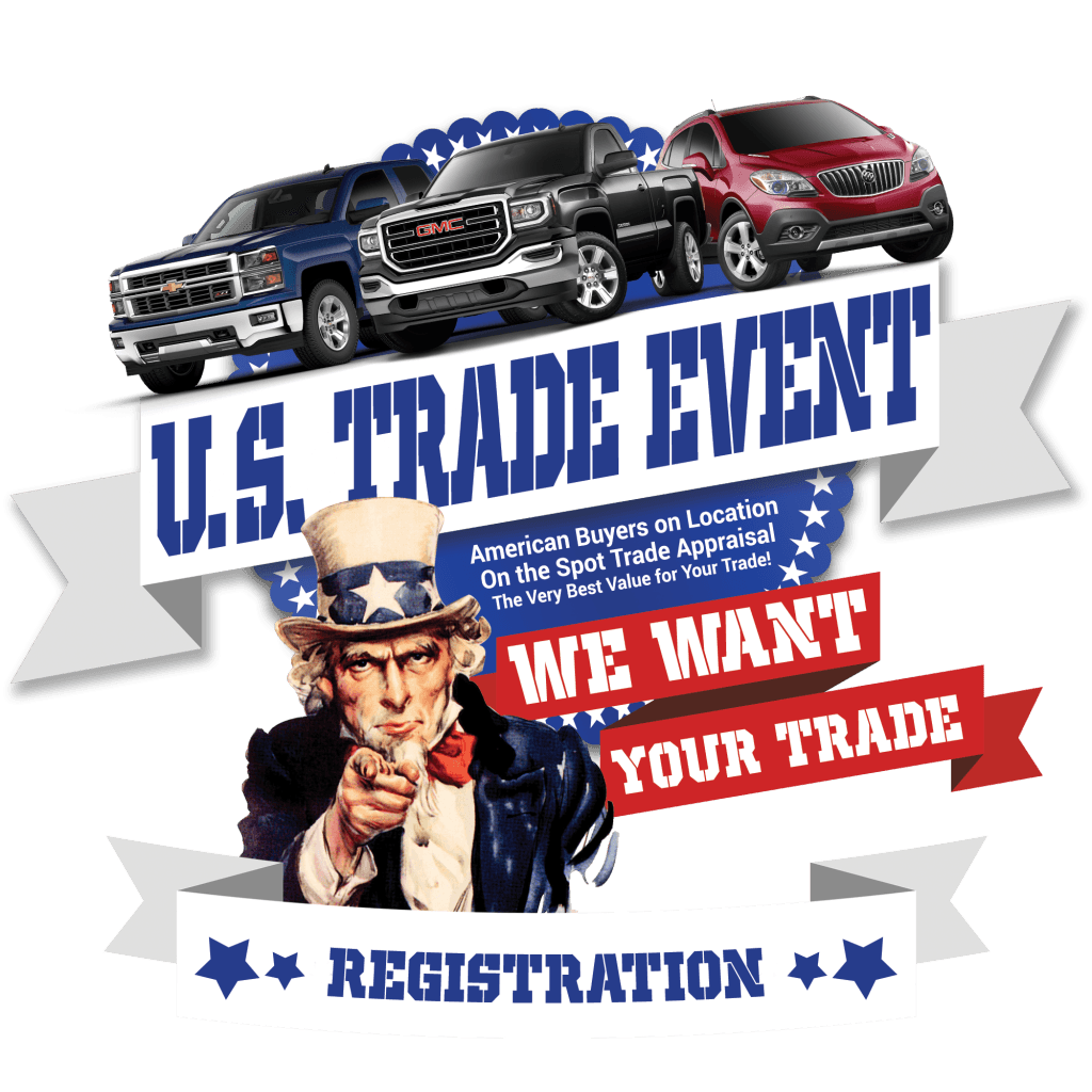 U.S. Trade Event - The very best value for your trade.