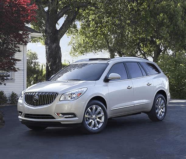 Buick Enclace: Buick Enclave