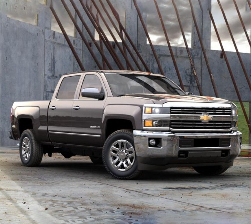 Buy Now Pay Later Car Deals >> Chevrolet Silverado 2500HD - Airdrie GM