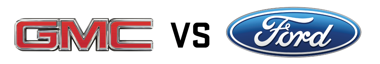 GMC Sierra VS Ford F-150
