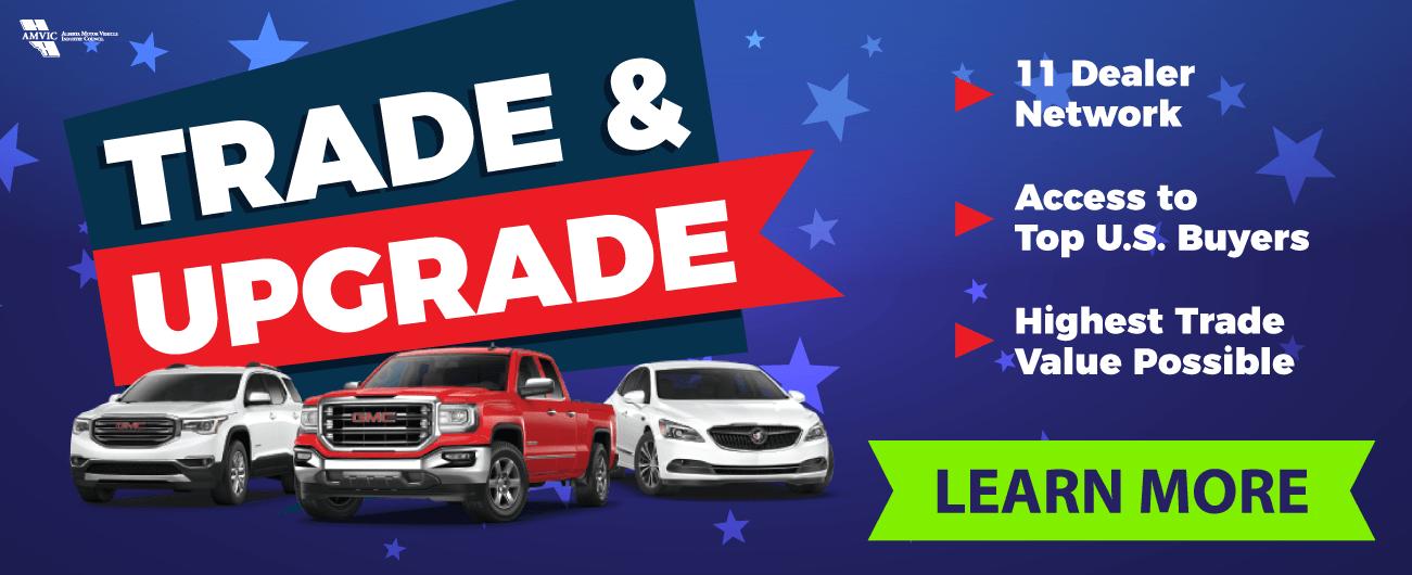Upgrade & Trade