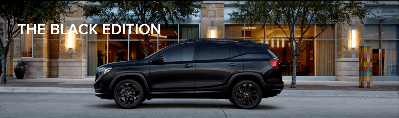 2019 gmc terrain black edition price