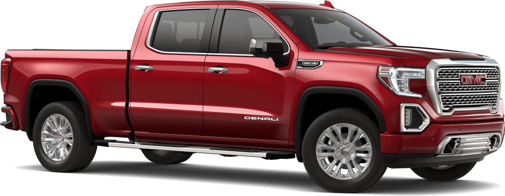 Newly redesigned 2019 Sierra 1500