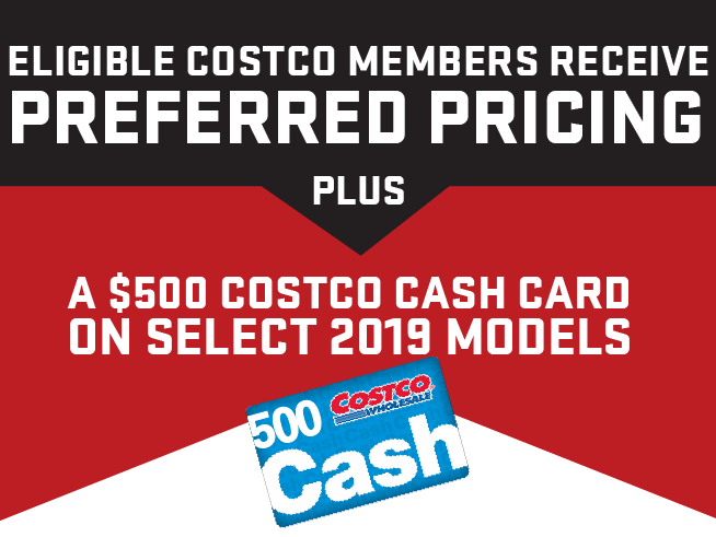 Get Preferred Pricing and a $500 Costco Cash Card!