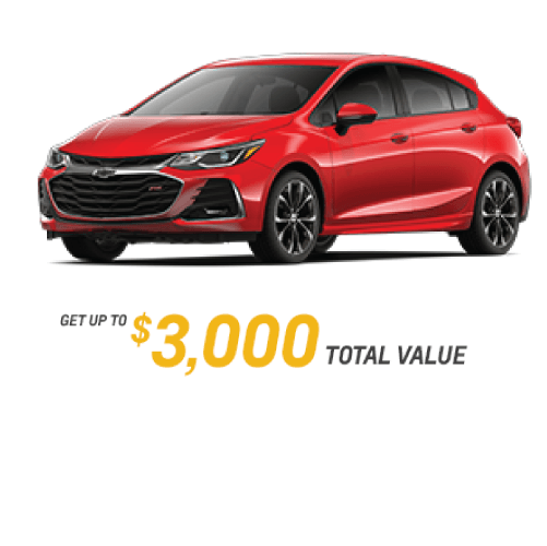 Current GM Incentives At Westlock Chevrolet GMC Buick