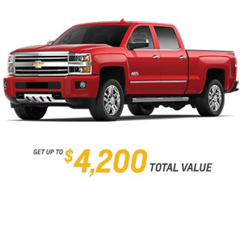 2019 Chevrolet Silverado 2500 Diesel
