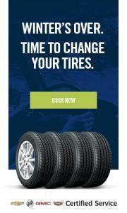 Regular Tire Swap (Spring)